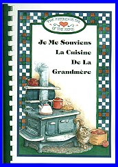 AFGS French cookbook printed in English